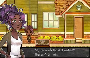 Corinne Cross's Dead and Breakfast Game