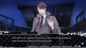 Taisho Alice Episode 3 Wizard