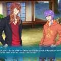 Sentimental Trickster BL Game Kanae