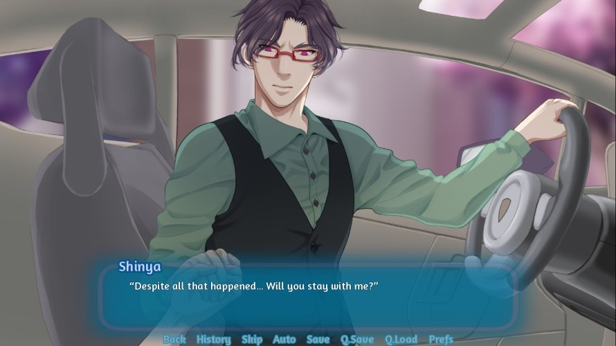 Sentimental Trickster Shinya