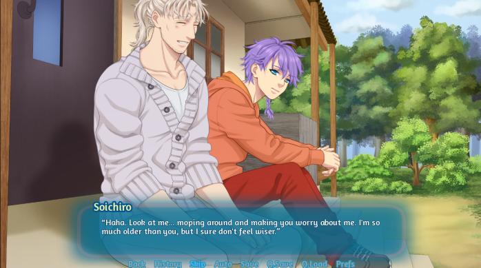 Sentimental Trickster Soichiro