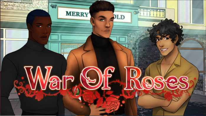 War of Roses Indie Otome Review
