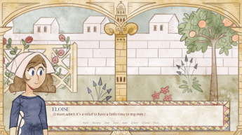 Maid of Chapelle Bleue Indie VN