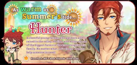 Peachleaf Valley Hunter