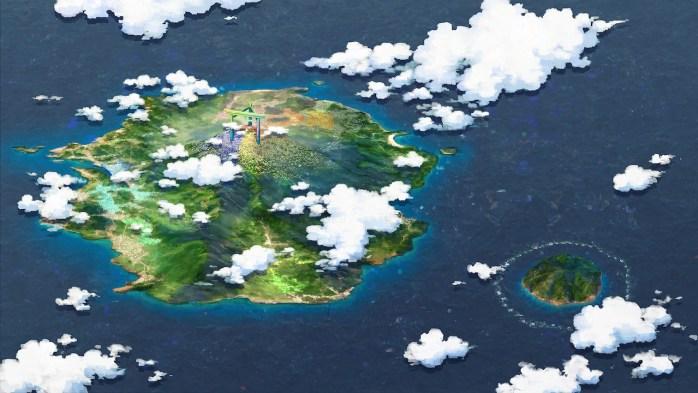 Olympia Soiree Tenguu Island