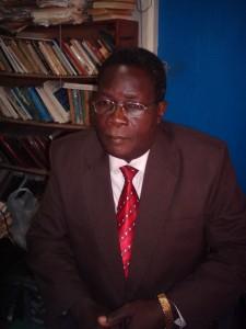Professor Isaac Olakanmi ABIMBOLA