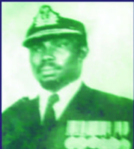 ADELANWA (Rear Admiral) Michael Ayinde