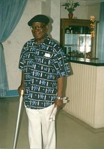 AGEDAH, Haratio Nelson Onyenke