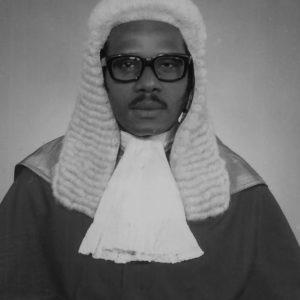Justice Akinola Apara