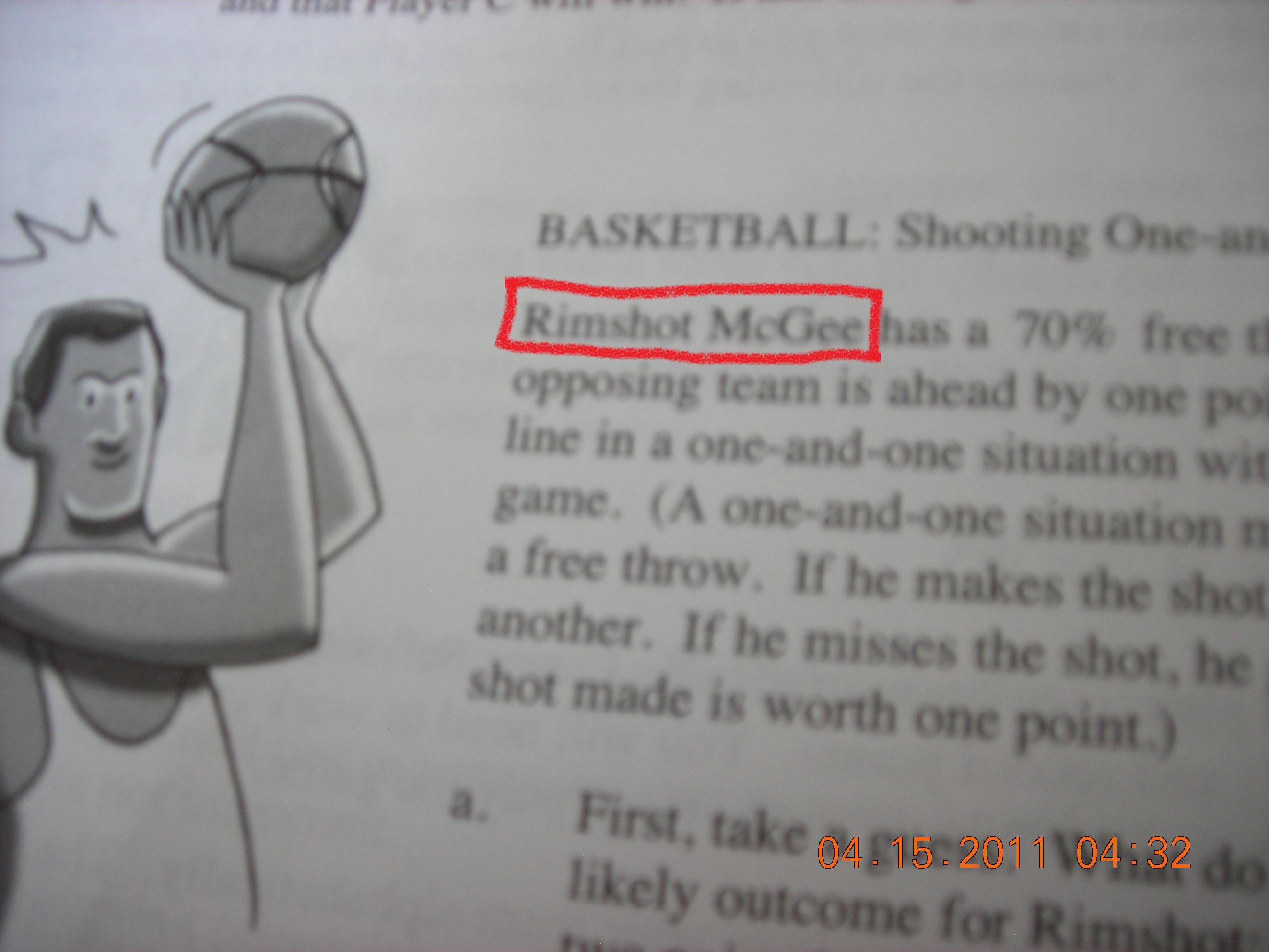 Math Textbook Names