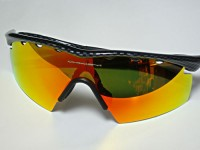 Oakley M-Frame (Strike Vented Fire)
