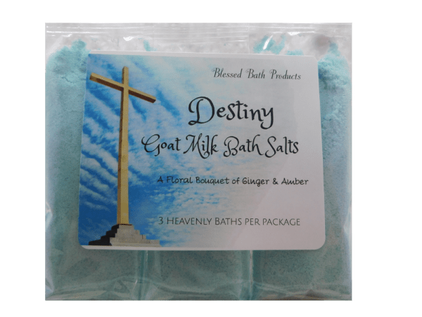 Goat's Milk Bath Salts