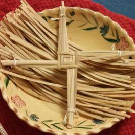 Brighid's Crosses for Imbolc