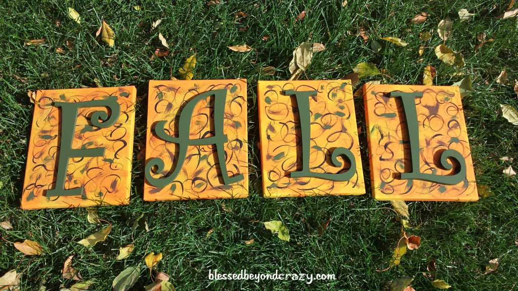 fall sign 1