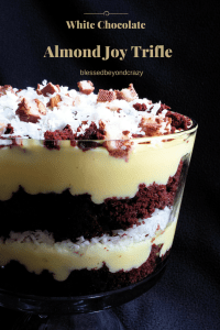 Almond Joy Trifle