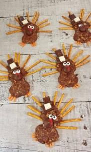 No-Bake Turkey Treats Cover Photo