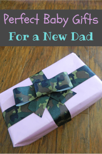 baby gifts for a man