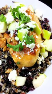 Wild Rice Quinoa Chicken