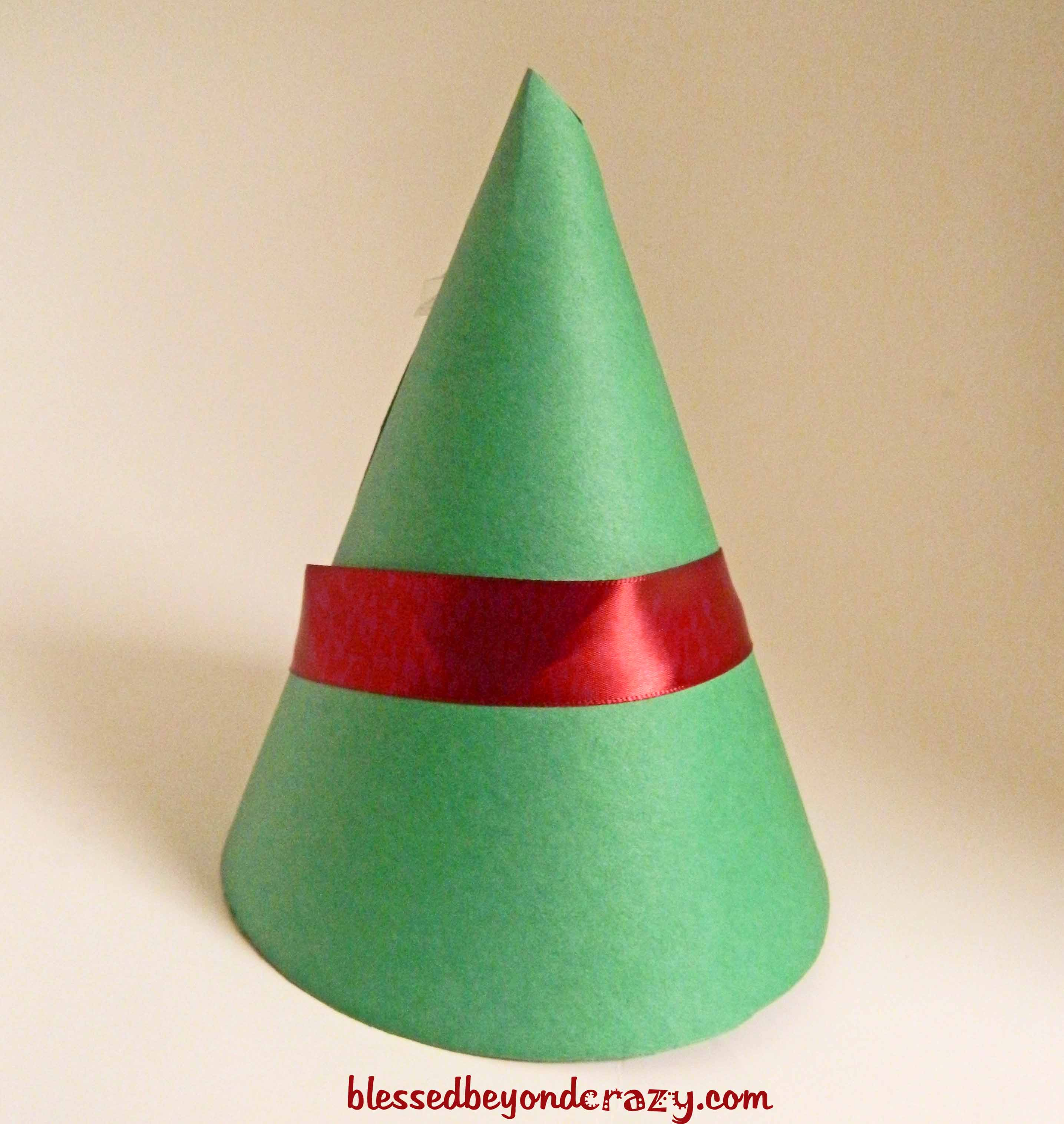 12 Days Of Christmas Crafts For Kids Day Make An Elf Hat