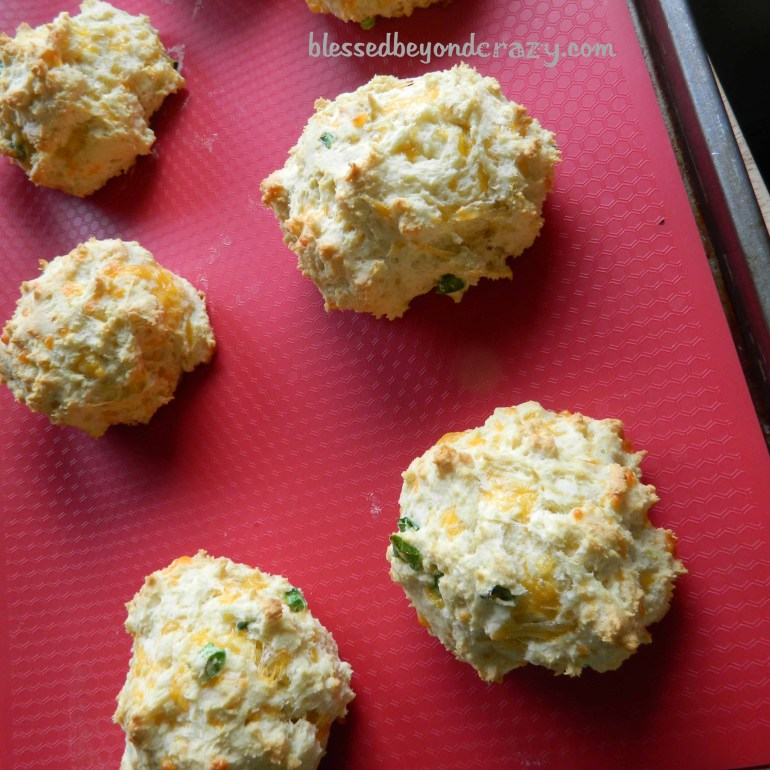garlic cheedar biscuits gluten free