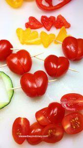 Valentine Salad 2