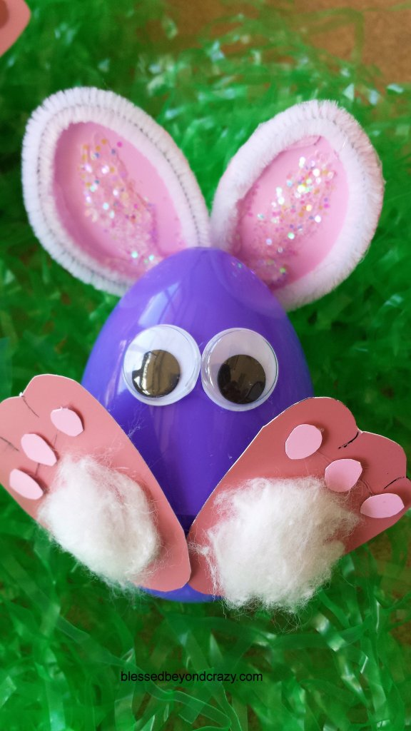 Easter Egg Bunnies 12
