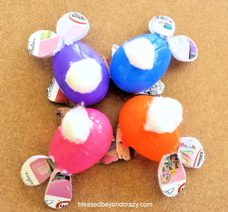 Easter Egg Bunnies 18
