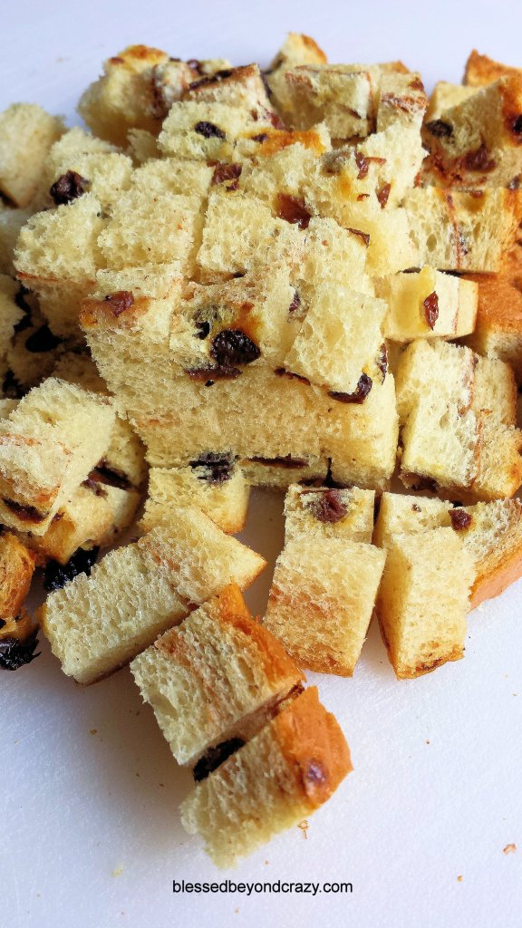 Udi's Cinnamon Raisin Bread
