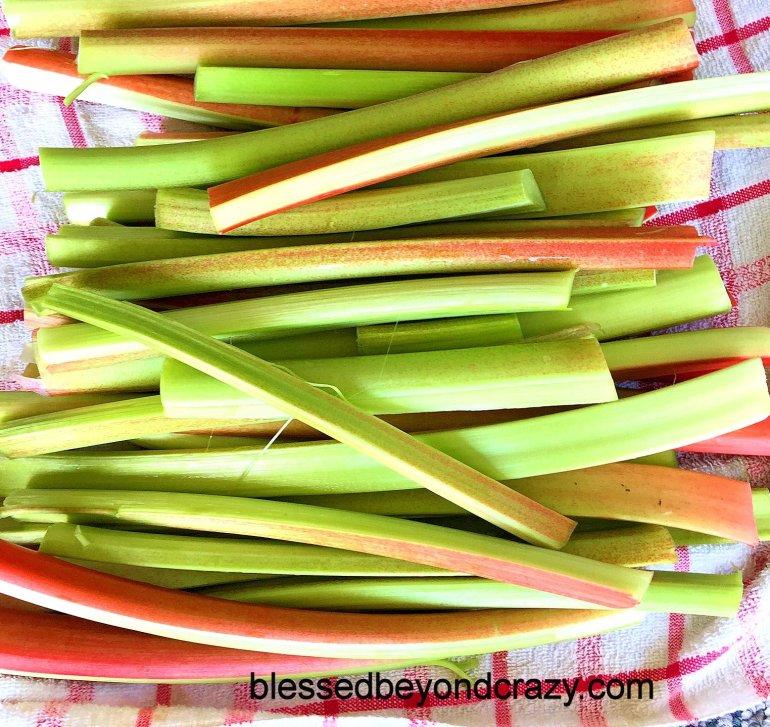 Rhubarb Pineapple Jam 2