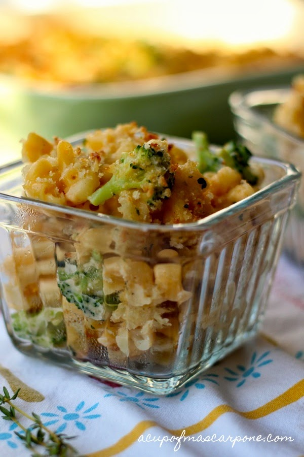 Butternut Mac-n-Cheese