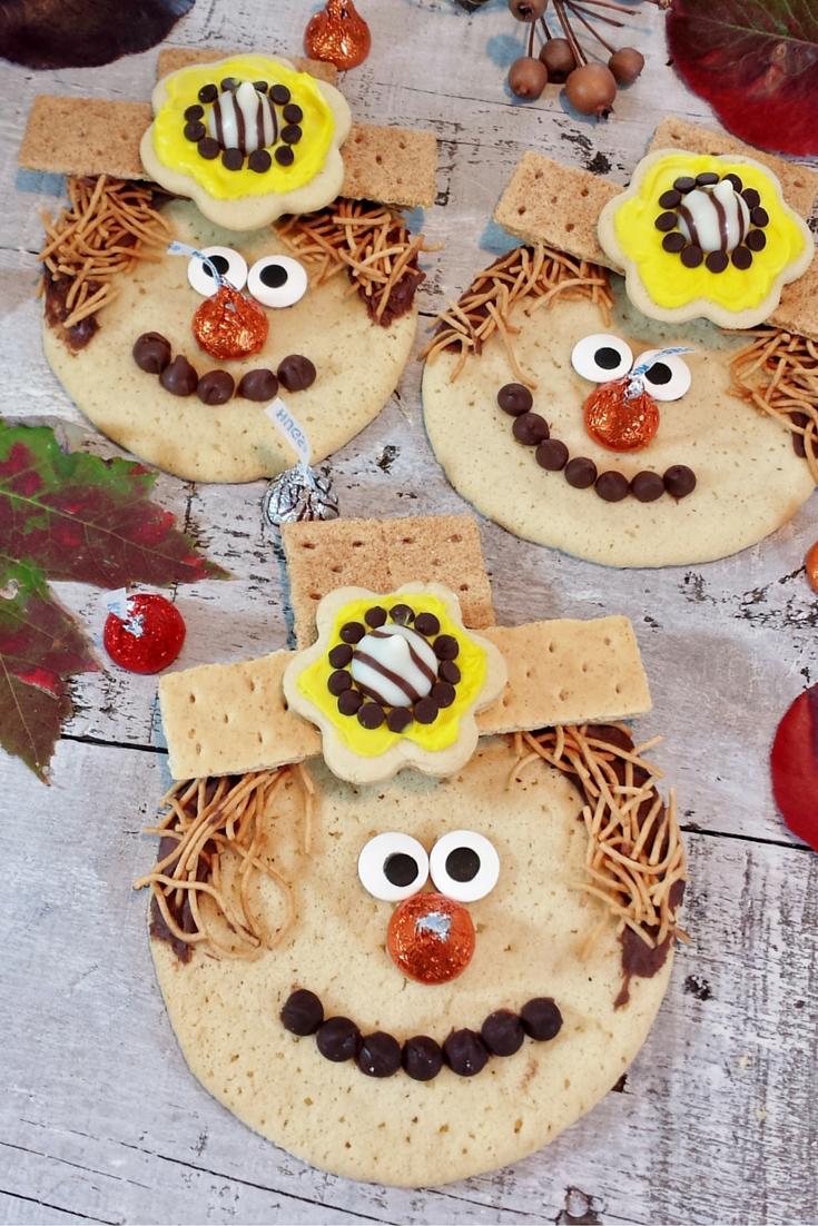 Scarecrow Cookies 1