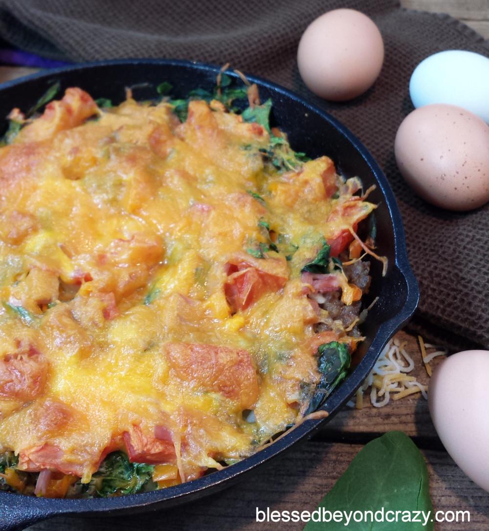 Breakfast Skillets 11