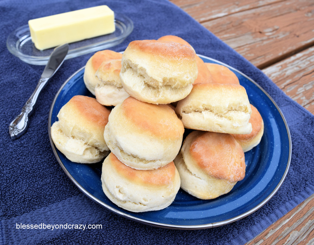 Cream Cheese Biscuits 5