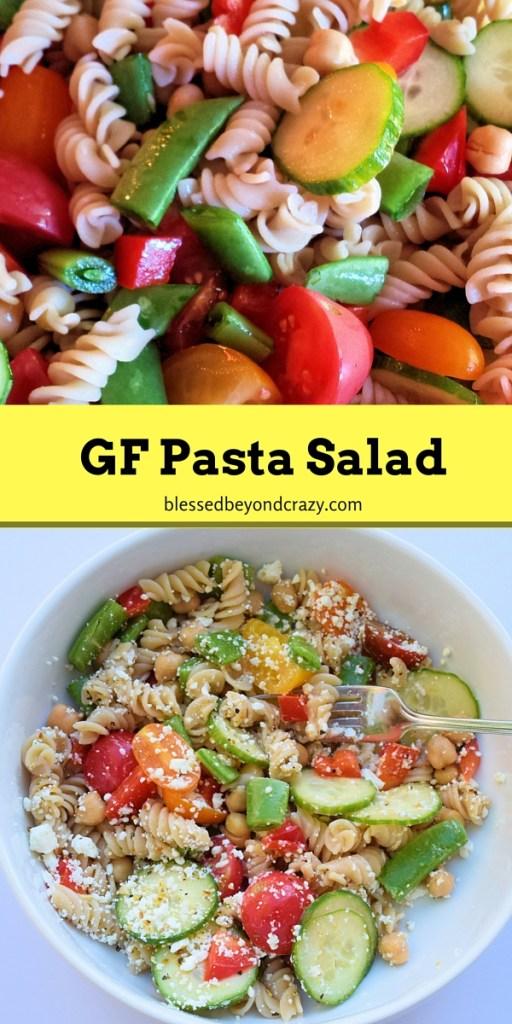 GF Pasta Salad 8