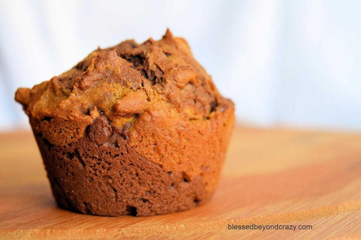 Bountiful Harvest Muffins 8