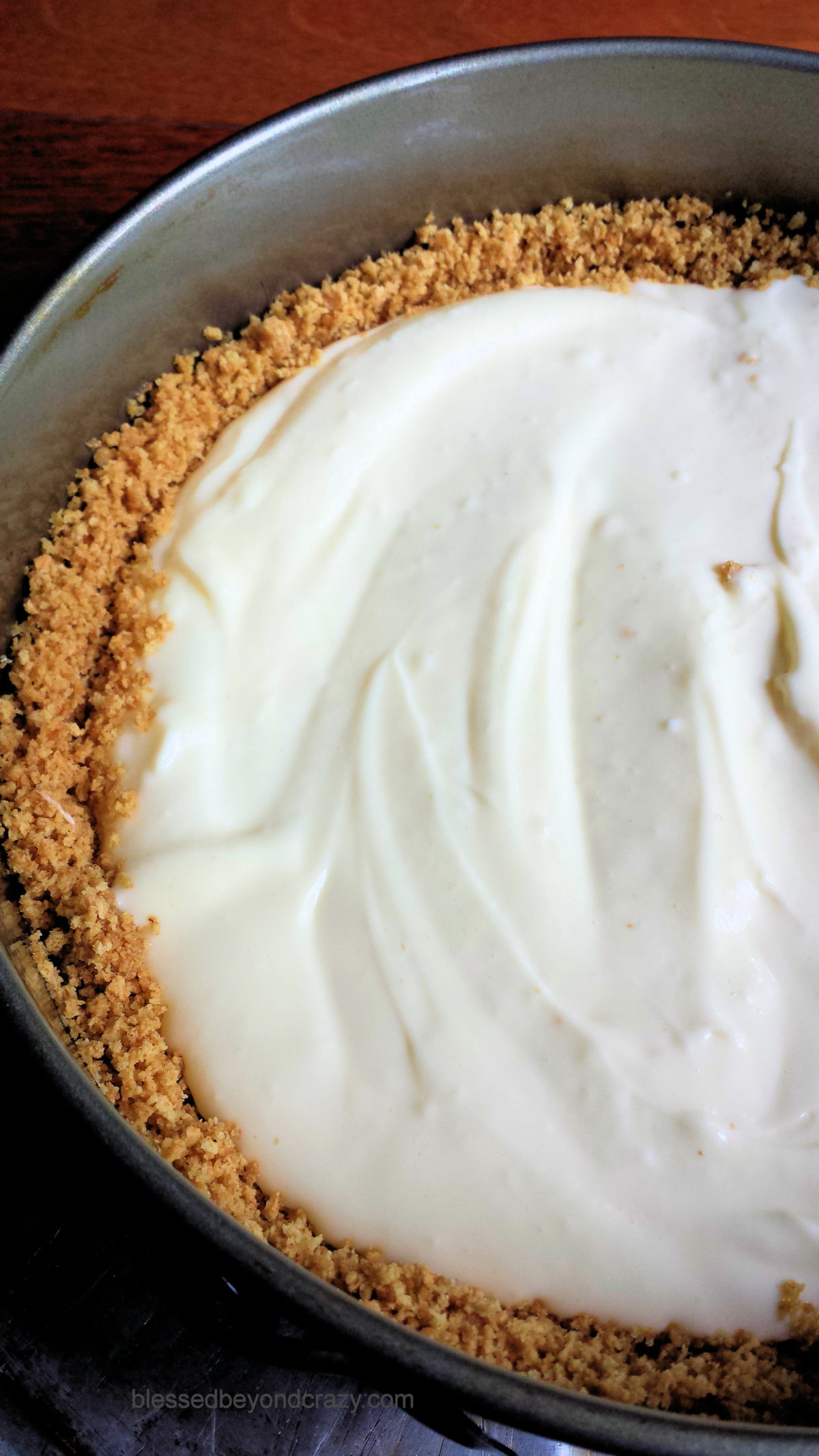 Pumpkin Chai Cheesecake 3