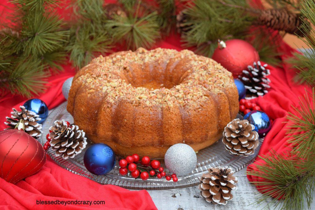 Classic Holiday Rum Cake 6