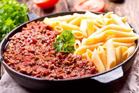 Easy Mostaccioli Pasta
