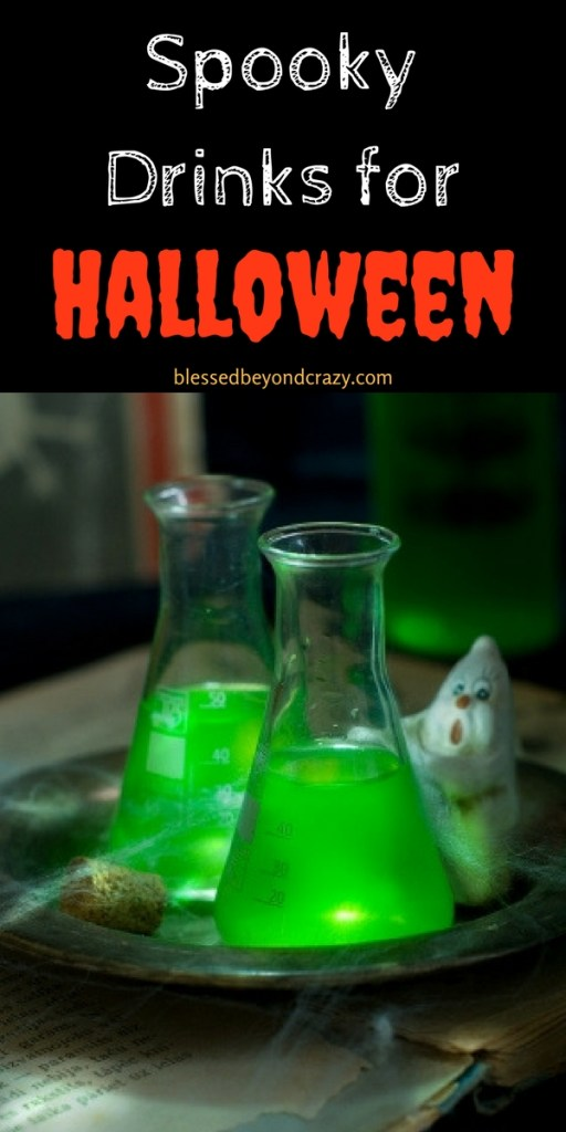 Spooky Drinks for Halloween