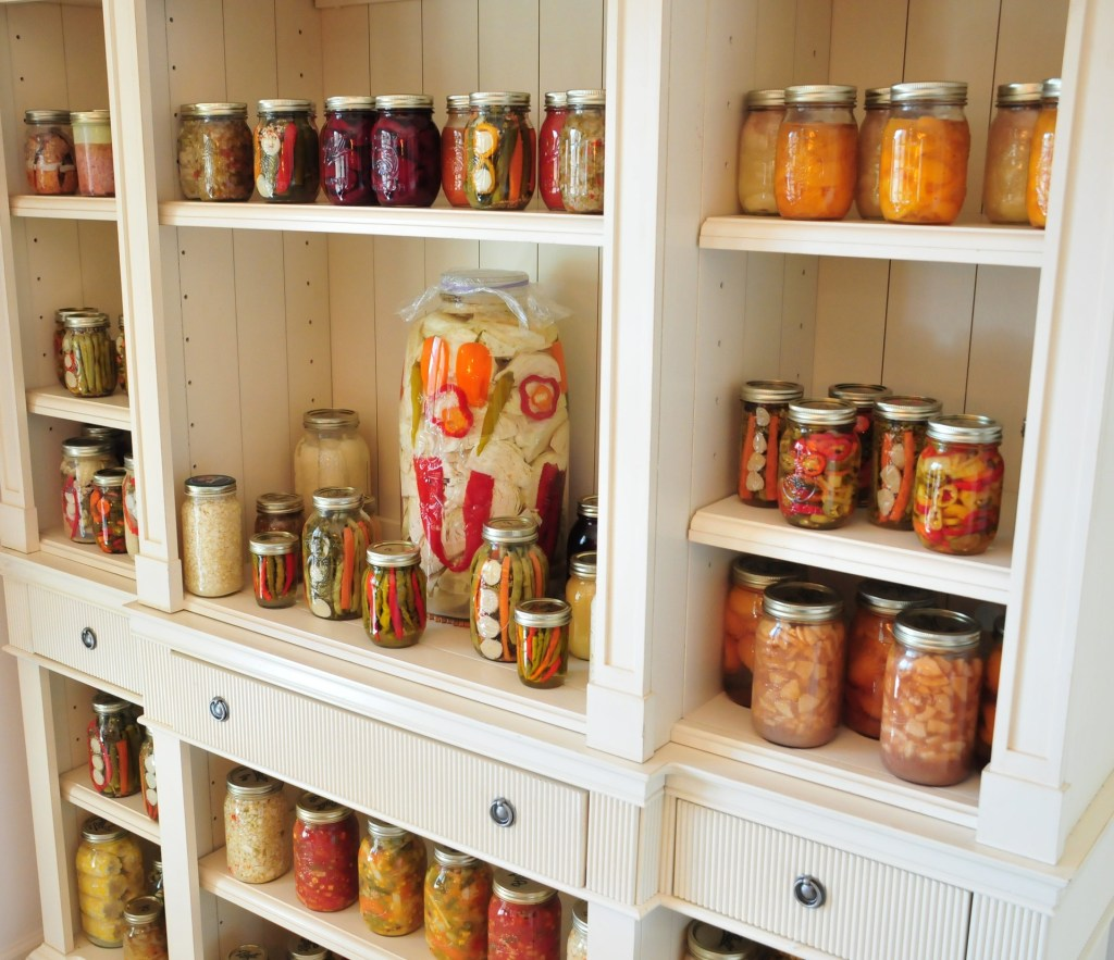 5 Old-Fashioned Ways to Preserve Food