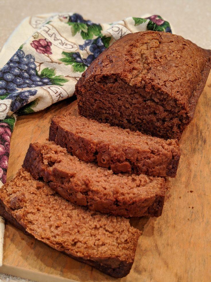 Easy Oatmeal Bread (Gluten-Free Option)