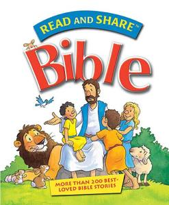 Read and Share Bible for Children (Review & Giveaway)