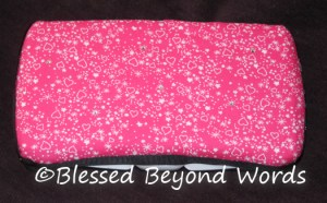 Custom Covered Wipes Case {Giveaway}