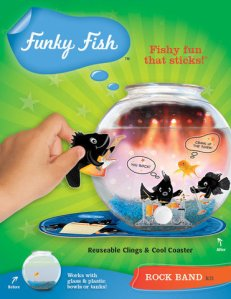 Funky Fish – Fishy Fun that Sticks {Review & Giveaway}