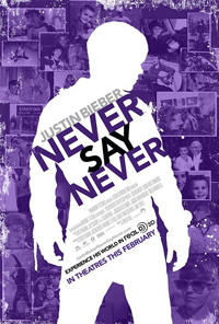 Justin Beiber Never Say Never