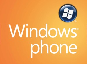 Testing the Windows 7 Phone