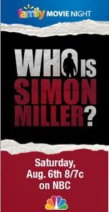 Family Movie Night: Who is Simon Miller?