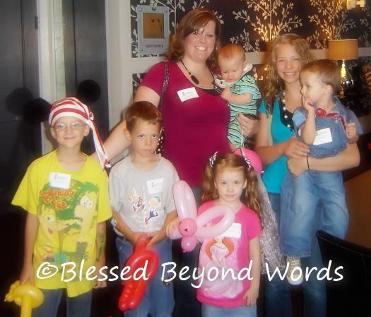 Me & the Kids @ #DisneySocial