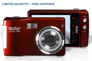 Score a 12.1 MP Vivitar Digital Camera for just $69!