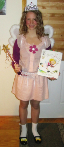 Ashley as Alice the Fairy